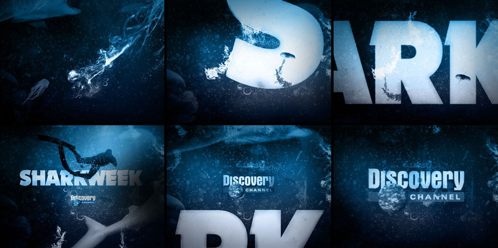 Discovery Channel Shark Week Promo Package