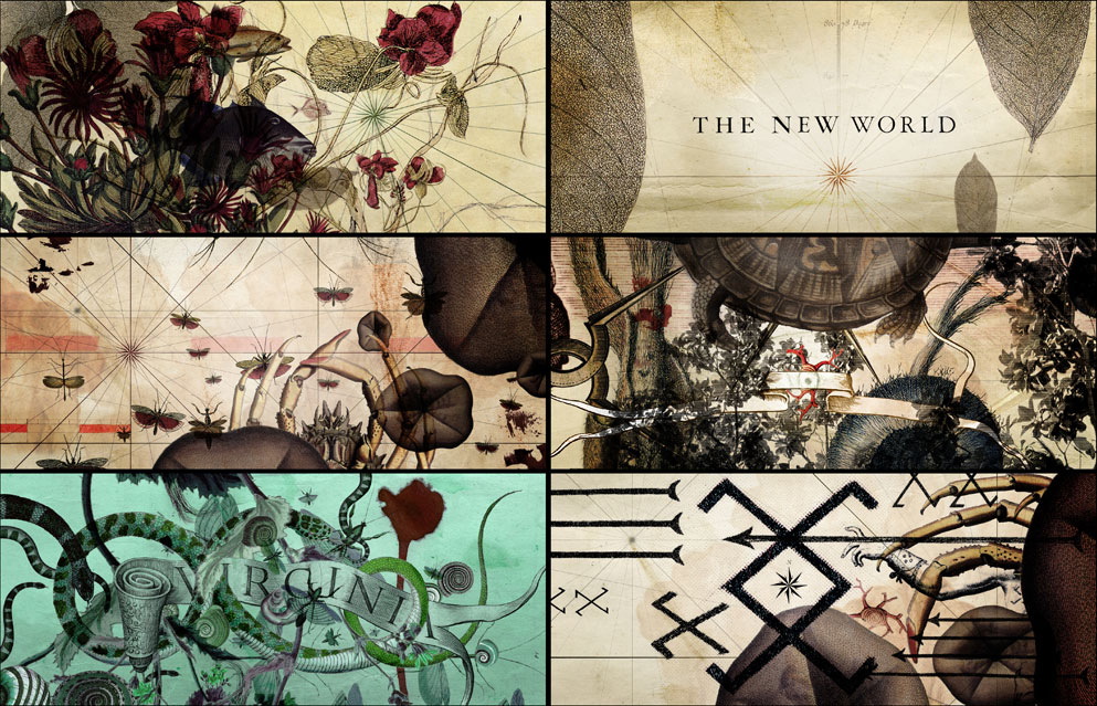 The New World Main Title