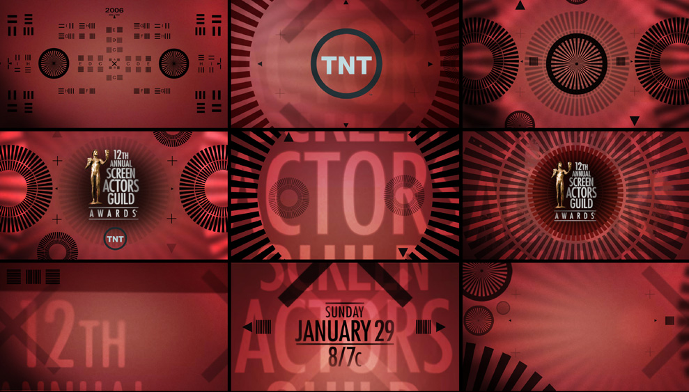 TNT Screen Actors